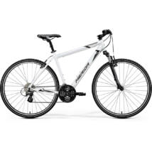 Merida Crossway 15-V, fényes fehér (fekete/szürke) 2020