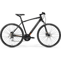 Merida Crossway 20-D, matt-black (orange) 2019