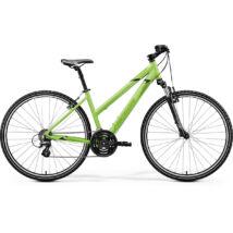 Merida Crossway L 10-V, selyem világos zöld (fekete/zöld) 2020