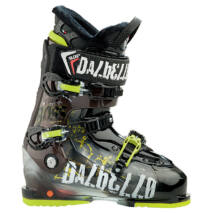 Dalbello Boss black transp/bronze sícipő