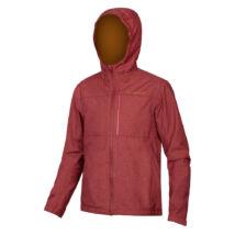 Endura Hummvee Waterproof Hooded Jacket, cocoa kerékpáros dzseki