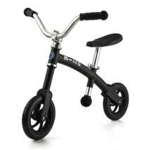 Micro G-Bike Chopper futóbicikli, fekete