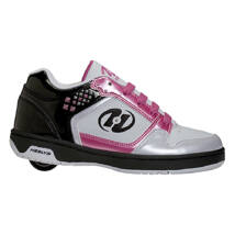 Heelys Brooklyn Lo white/black/fuschia