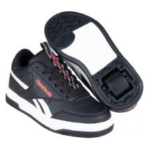 Heelys X Reebok CL Court Low core black/white/vector red