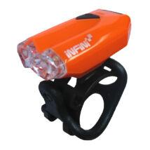 Infini Lava 2 LED USB narancs első lámpa