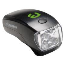 Bikefun Lucid 5 LED-es fekete első lámpa