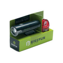 Bikefun Twin set 1W LED-es lámpa szett