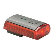 Bikefun Brakelight USB hátsó lámpa, féklámpával