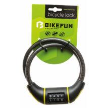 Bikefun Riddle 10x1800 spirálzár