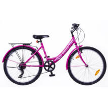 "Neuzer Cindy 24"" City, pink/pink"