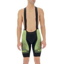 UYN Racefast, fekete/sárga rövid nadrág