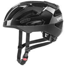 Uvex Gravel X, all black kerékpár sisak