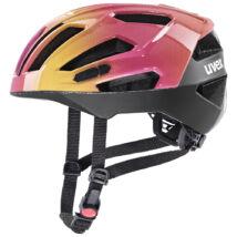 Uvex Gravel X, juicy-peach kerékpár sisak