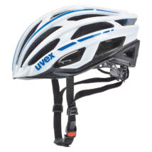 Uvex Race 5, white-black