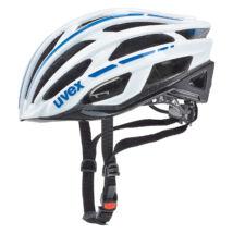 Uvex Race 5, white-black kerékpár sisak