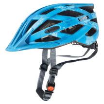 Uvex I-vo cc, blue mat kerékpár sisak