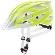 Uvex I-vo cc, neon lime mat kerékpár sisak