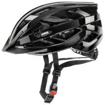 Uvex I-vo, black kerékpár sisak