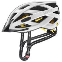 Uvex City I-vo MIPS, all white mat kerékpár sisak