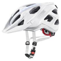 Uvex City light, white mat kerékpár sisak