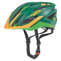 Uvex Ultra snc, green-orange mat