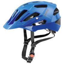 Uvex Quatro, blue mat/shiny