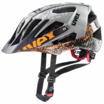 Uvex Quatro, dirt grey kerékpár sisak