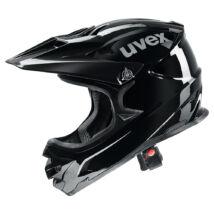 Uvex HLMT 10 bike, black kerékpár sisak