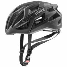 Uvex Race 7, black kerékpár sisak