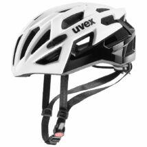 Uvex Race 7, white black kerékpár sisak