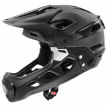 Uvex Jakkyl hde 2.0 BOA, black mat kerékpár sisak