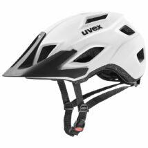 Uvex Access, white mat kerékpár sisak