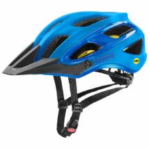Uvex Unbound, teal black mat kerékpár sisak
