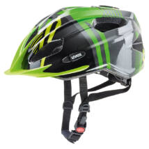 Uvex Quatro junior, green-anthracite