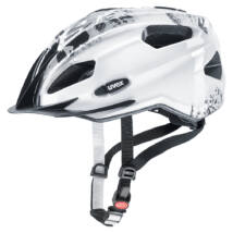 Uvex Quatro junior, white-grey