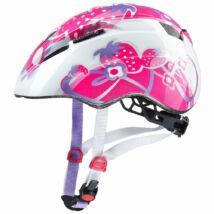 Uvex Kid 2, pink strawberry kerékpár sisak