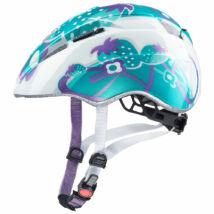 Uvex Kid 2, mint strawberry kerékpár sisak