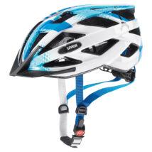 Uvex Air wing, blue-white kerékpár sisak