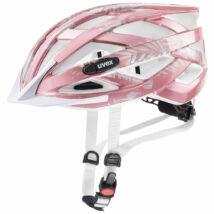 Uvex Air wing, rose-white kerékpár sisak