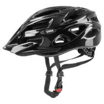 Uvex Onyx, black kerékpár sisak
