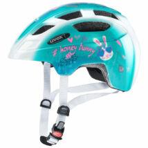 Uvex Finale junior, honey bunny kerékpár sisak