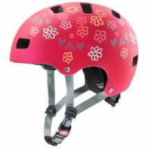 Uvex Kid 3 cc, dark red kerékpár sisak