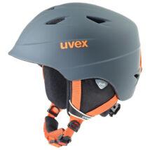 Uvex Airwing 2 pro, titanium-orange mat sísisak