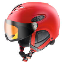 Uvex Hlmt 300 visor, red mat sísisak