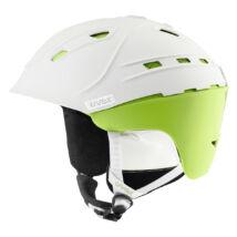 Uvex P2us, white-green mat
