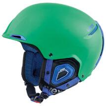 Uvex JAKK+ octo+, green blue mat sísisak