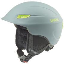 Uvex Gamma, titanium-green mat