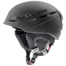 Uvex P.8000 tour, black mat sísisak