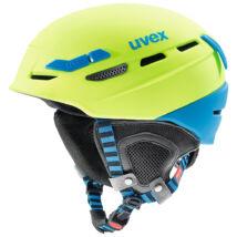 Uvex P.8000 tour, lime-blue mat sísisak