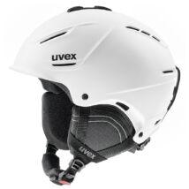 Uvex P1us 2.0, white mat sísisak